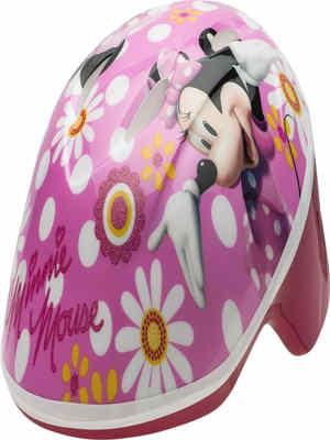 casco para bebe Minnie Mouse