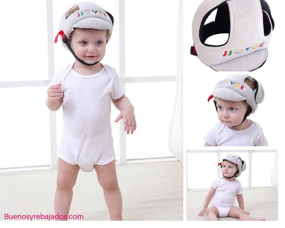 cascos baratos bebe