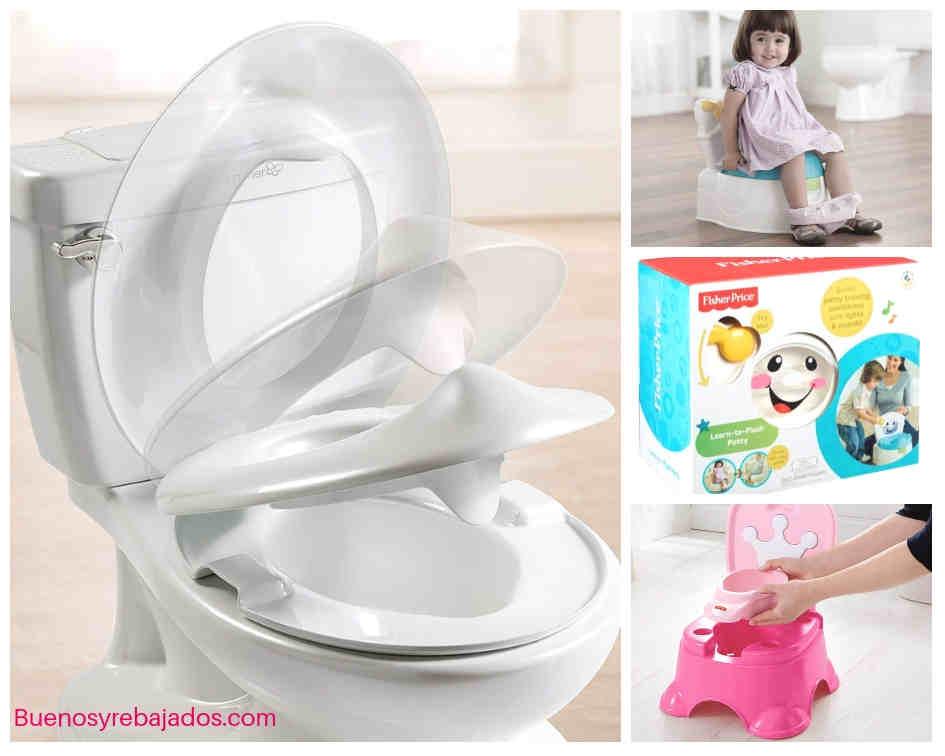 mejores ofertas bacinicas para bebes