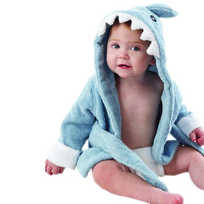 toallas para bebe con capucha