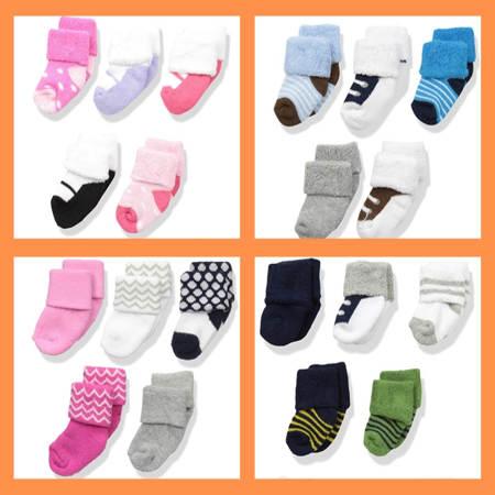 calcetines para bebe recien nacido