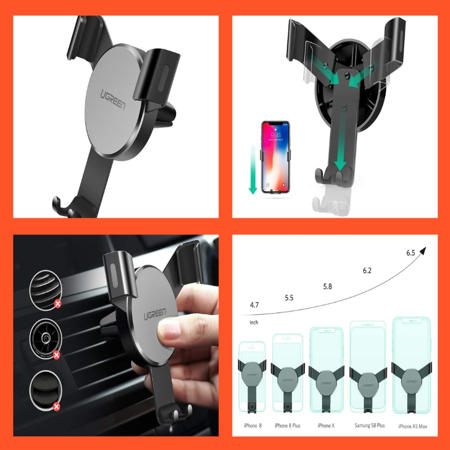 mejores soportes para celular para auto