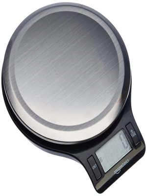bascula digital para cocina del hogar